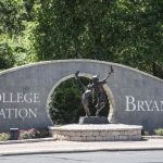 Bryan College Station Statues